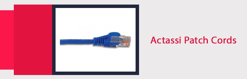 Actassi Patch Cords