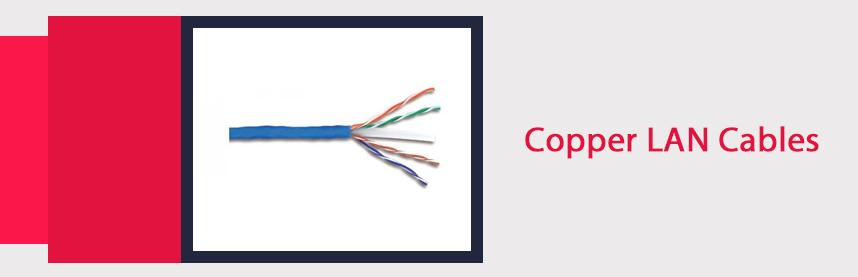 Copper LAN Cables