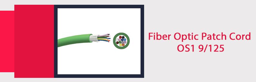 Fiber Optic Patch Cord OS1 9/125
