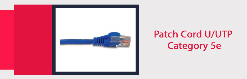 Patch Cord U/UTP Category 5e
