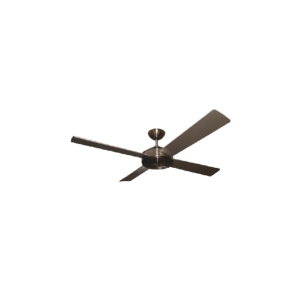 Ceiling Fan - 4UFO52BN + LK (13W CFL x 2)
