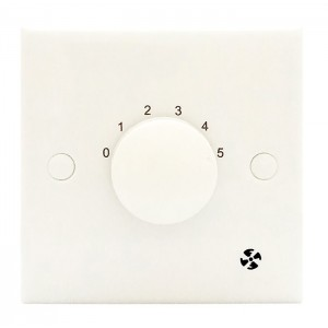 5 Step Fan Controller (E31X91312SFR)