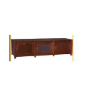 Lowboy Cabinet for AV systems - TV Mount