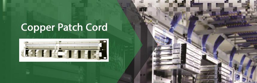 Copper Patch Cord