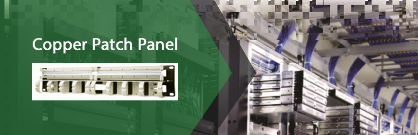 Copper Patch Panel