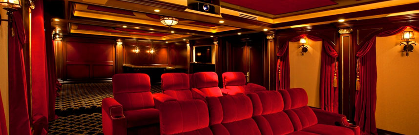 HOME THEATER SEATING MODELS