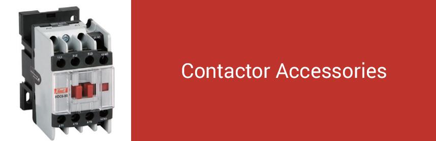 Contactor Accessories