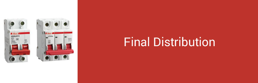 Final Distribution