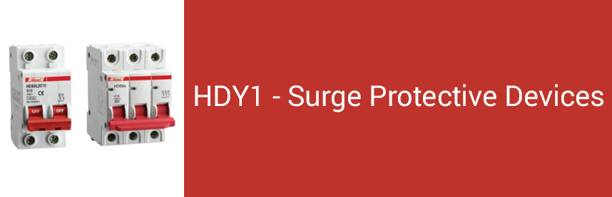HDY1 - Surge Protective Devices