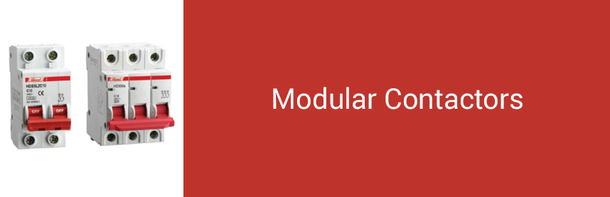 Modular Contactors