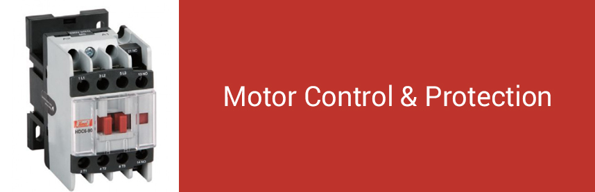 Motor Control & Protection
