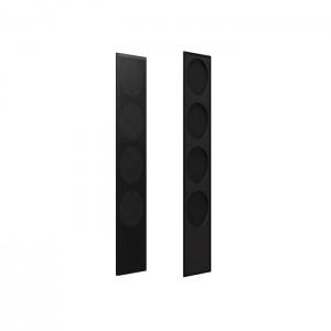Q550 Black Cloth Grille