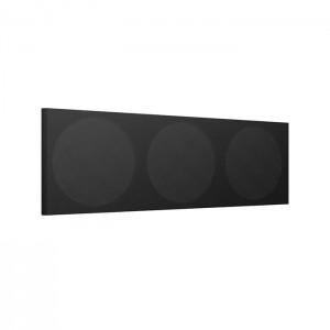 Q650c Black Cloth Grille
