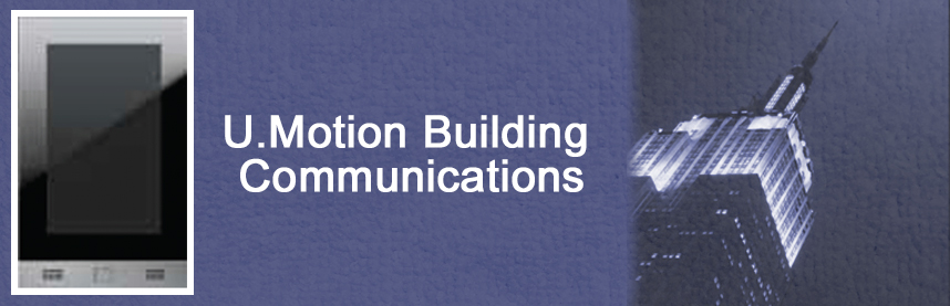 U.motion building communications