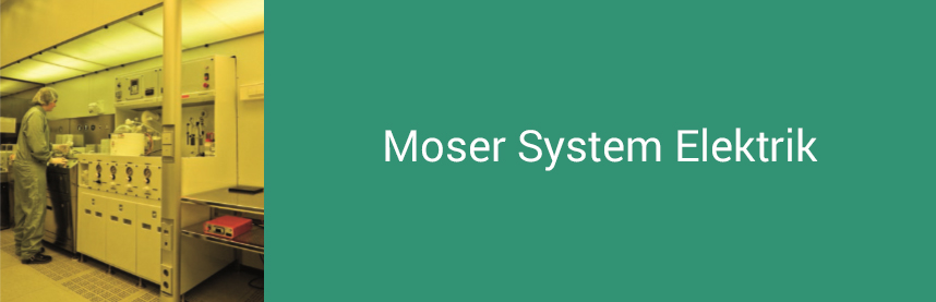Moser System Elektrik