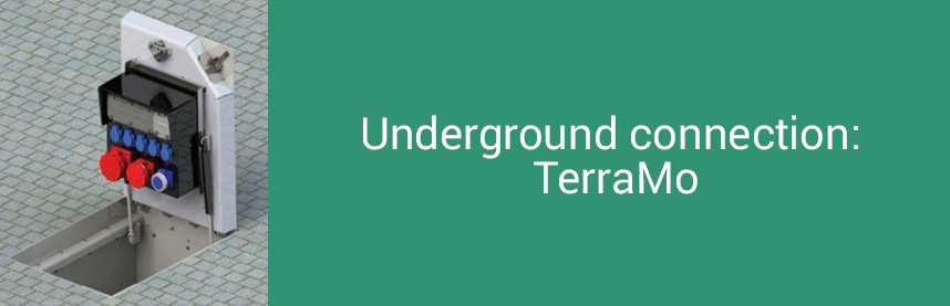 Underground connection: TerraMo