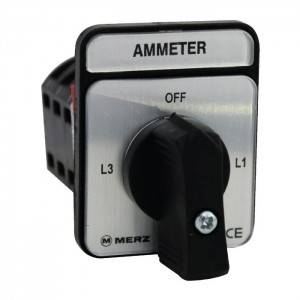 Ammeter Selector Switches 4 Steps