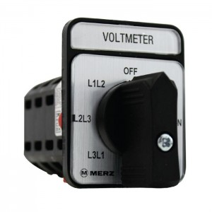 Voltmeter Selector Switch 7 Steps