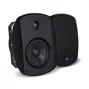 "5B45-B 4"" 2-Way OutBack Speaker in Black"