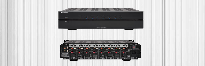 Multichannel Amplifiers