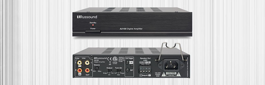 Two-Channel (Stereo Amplifiers)