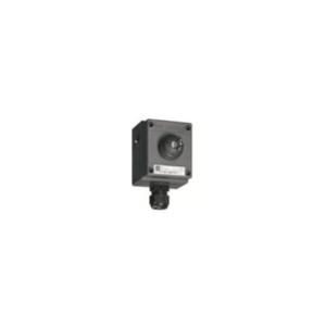 Selector Switch, 2 poles, 3  positions - I-O-II - 8040/1180X-08M03XA04