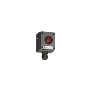 Selector Switch, 2 poles, 3  positions - I-O-II - 8040/1180X-54C06XXXX