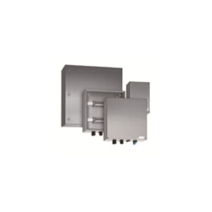Terminal Boxes -Rectangular Stainless Steel Ex-de Ex-e -  8150/.-0300-0200-...-.3.1