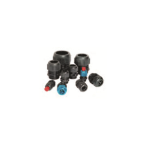 Cable Glands Ex-e Non-Metallic for Un-Armoured Cables -  8161/7- BLACK - Exe