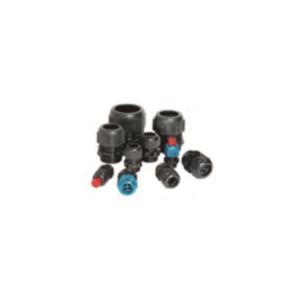 Cable Glands Ex-e Non-Metallic for Un-Armoured Cables -  8161/7- BLACK - Exe