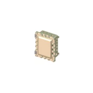 Terminal Boxes -Rectangular-aluminum Ex-d - 8250/0-0250-0150-110-210031