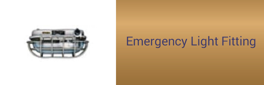 Emergency Light Fitting