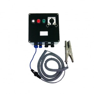 Ex Grounding and Grounding Control Device GGCD