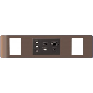 MAP Panel Base Unit with HDMI/USB (False Wall)