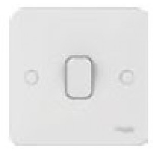 1W Intermediate Switch Plate