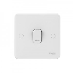 2W Retractive Switch Plate - Press