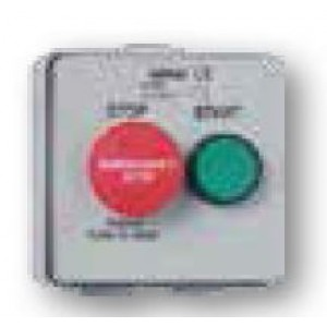 Push Button - Emergency stop & start control station.