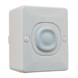 IP54 1 Gang Weather Protected Surface Box, Suitable for 30 Series Mechanism