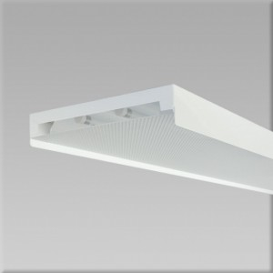 DIGINET Fusion T5 Recessed - DALI Emergency - FSN128P2A4ASPA
