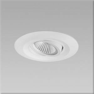 Astara Colour Shift LED Downlight - ASTARA1/1SSD