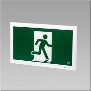 Baci LED Blade Exit - LEDBACI24