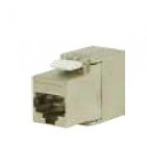 RJ45 Keystone connector Cat 6 shielded