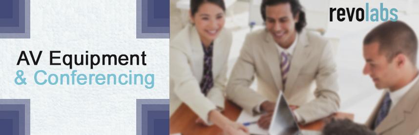 AV Equipment & Conferencing