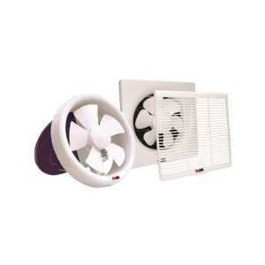Exhaust Fan Wall Mounted 10 Inch Grid 10 Inch