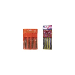 Steel File Set 4pcs