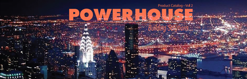 Powerhouse Catalog 2016